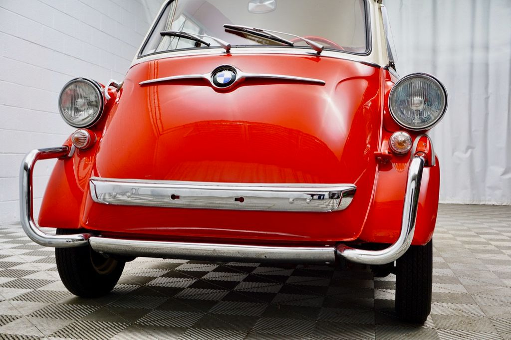 1959 BMW Isetta 600 Microcar - 13595006 - 24
