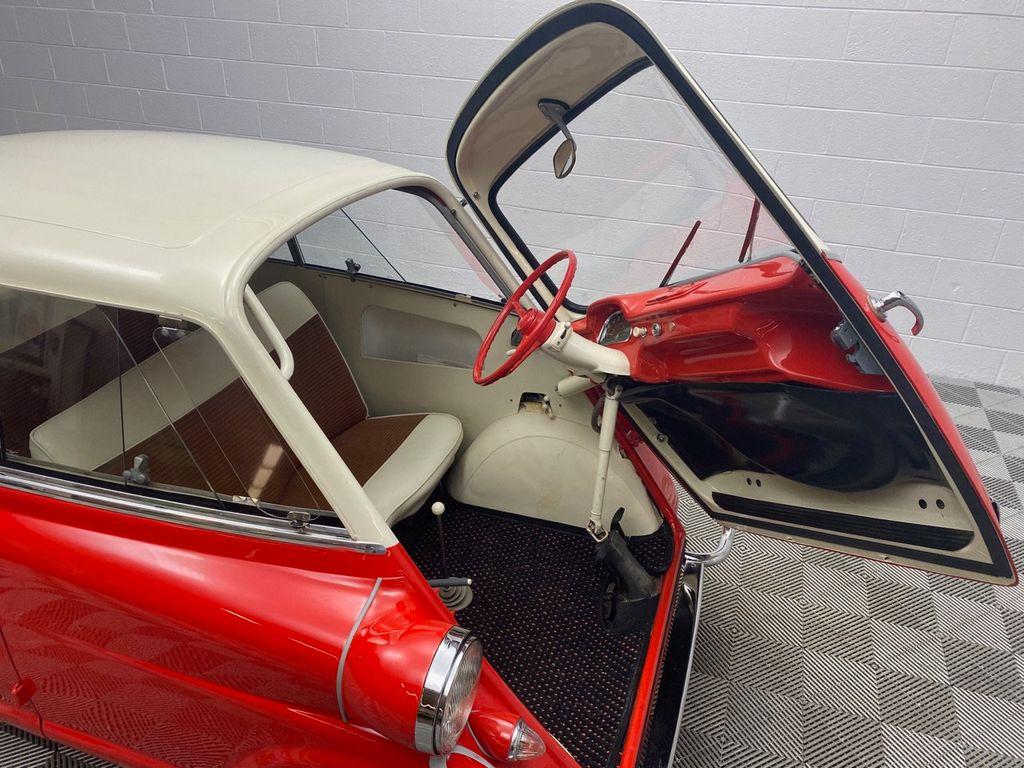 1959 BMW Isetta 600 Microcar - 13595006 - 2