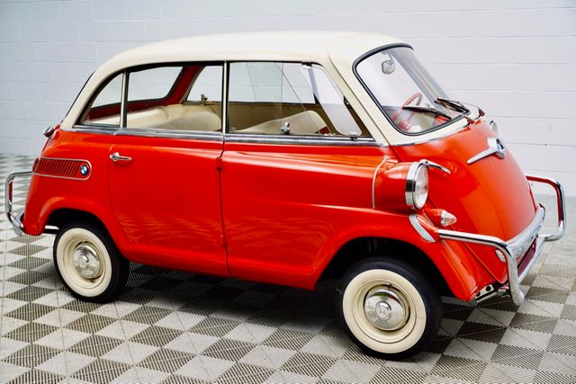 1959 Bmw Isetta 600 Microcar Coupe For Sale Novi Mi 48 500