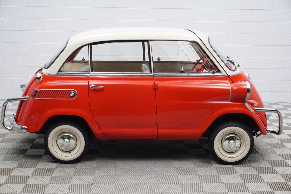 1959 BMW Isetta 600 Microcar - 13595006 - 4