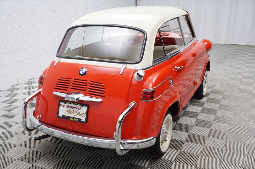 1959 BMW Isetta 600 Microcar - 13595006 - 8