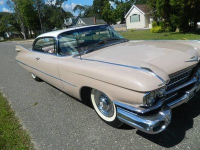 1959 Used Cadillac DeVille For Sale at WeBe Autos Serving Long ...