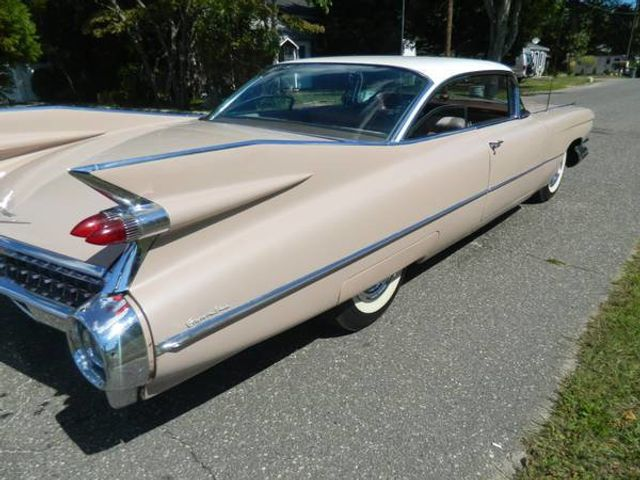 1959 Used Cadillac Deville For Sale At Webe Autos Serving Long
