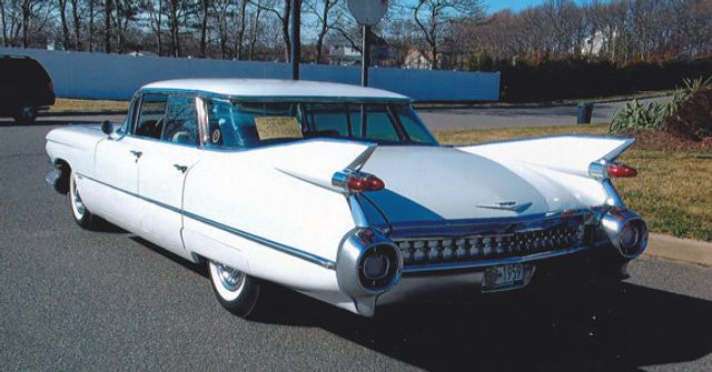 1959 Used Cadillac Sedan Deville For Sale at WeBe Autos ...