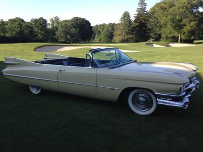 1959 Cadillac Series 62  - Click to see full-size photo viewer