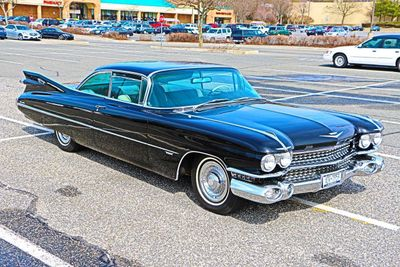 1959 Cadillac Series 62 For Sale Coupe
