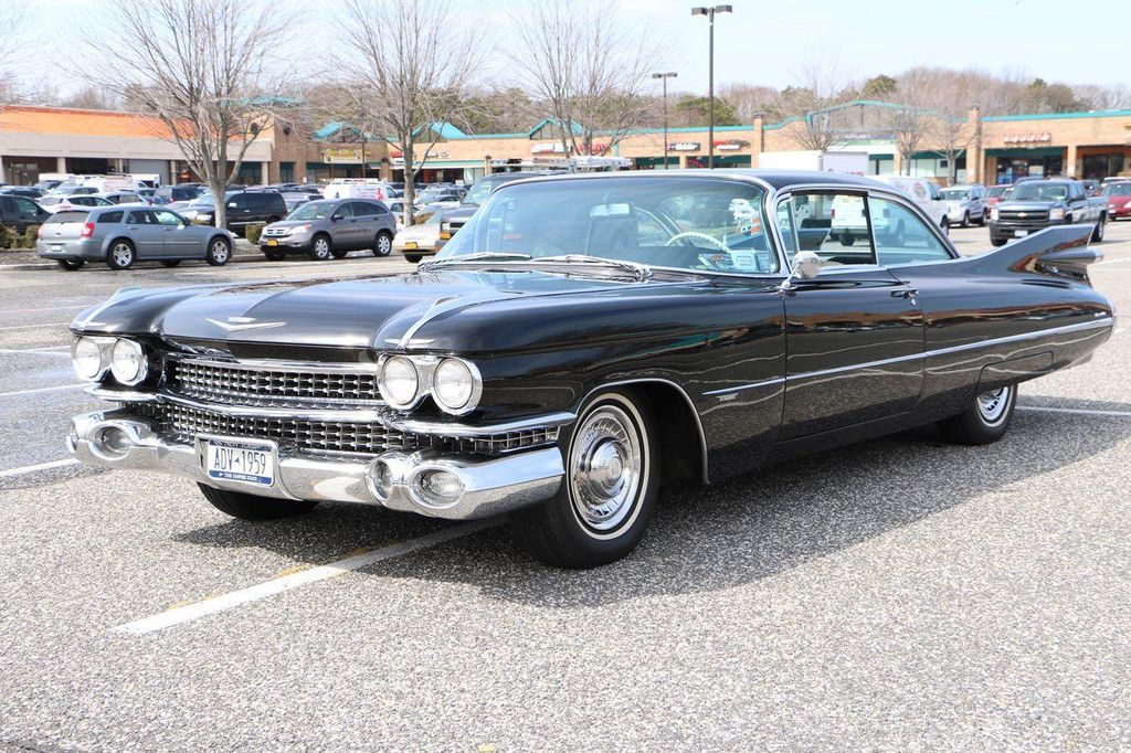 1959 Cadillac Series 62 For Sale - 11324438 - 9