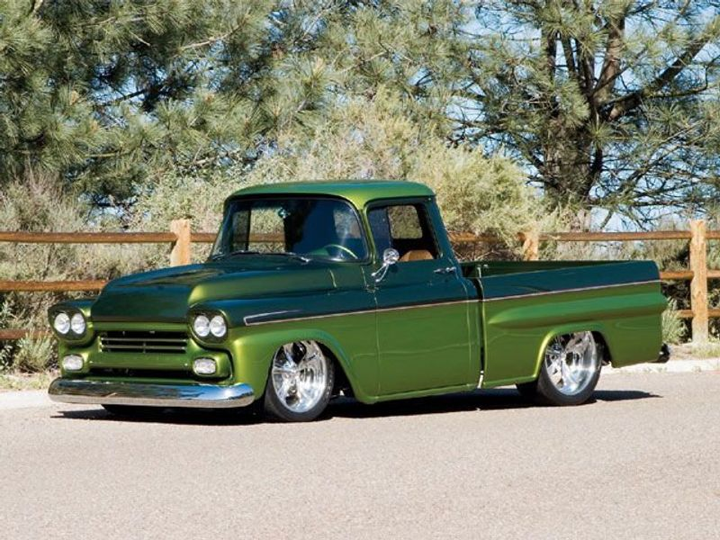 1959 Used Chevrolet Apache Koolant At Find Great Cars Serving Ramsey