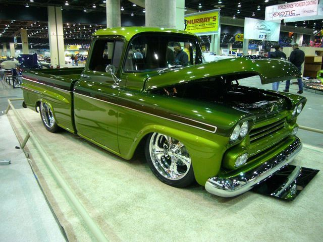 1959 Used Chevrolet APACHE KOOLANT at Find Great Cars