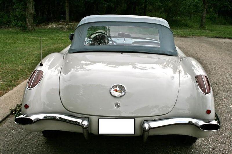 1959 Chevrolet Corvette For Sale - 16597259 - 9