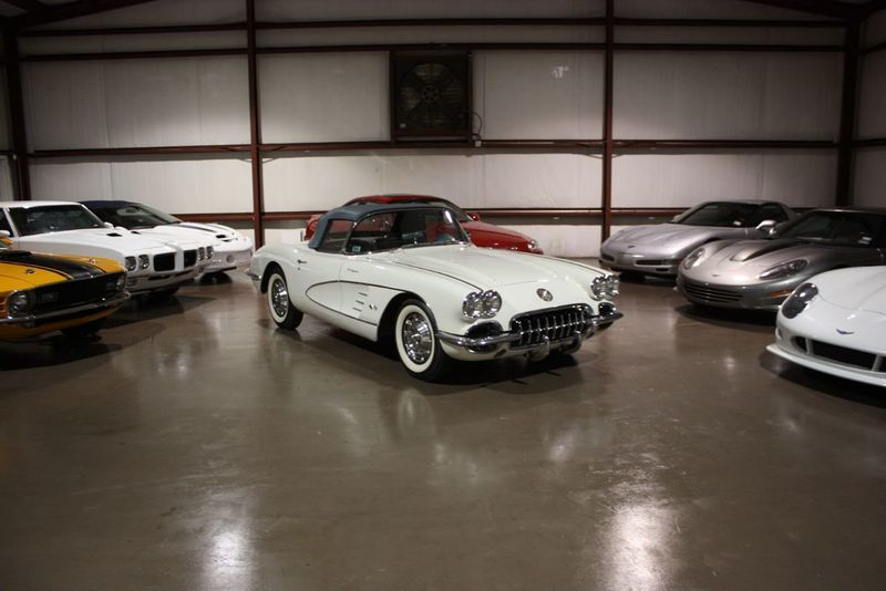 1959 Chevrolet Corvette For Sale - 16597259 - 1