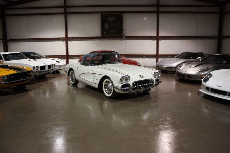1959 Chevrolet Corvette For Sale - 16597259 - 1