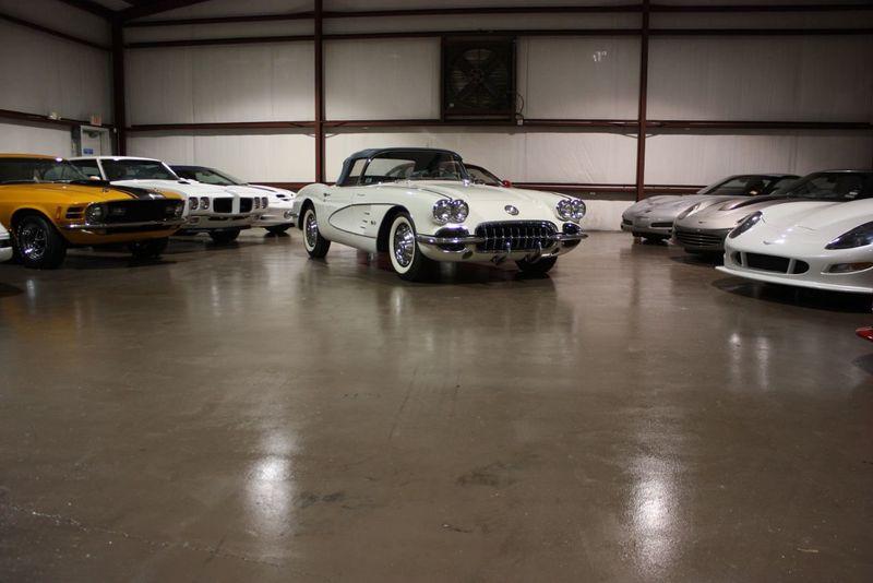 1959 Chevrolet Corvette For Sale - 16597259 - 3
