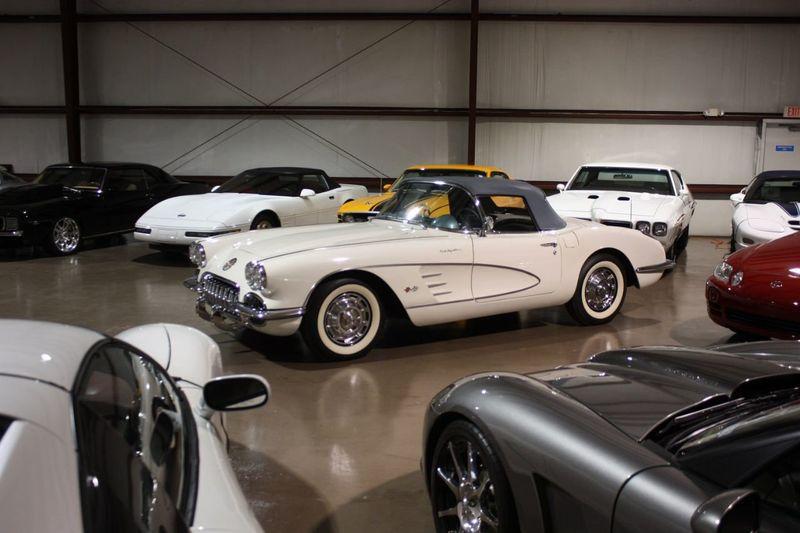 1959 Chevrolet Corvette For Sale - 16597259 - 4