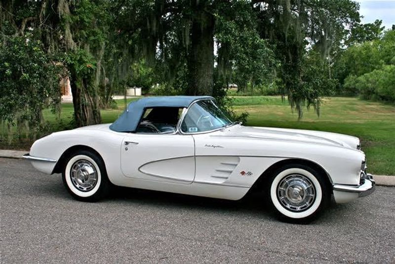 1959 Chevrolet Corvette For Sale - 16597259 - 5