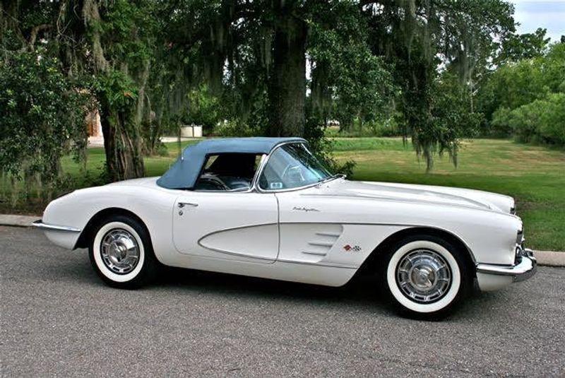 1959 Chevrolet Corvette For Sale - 16597259 - 5