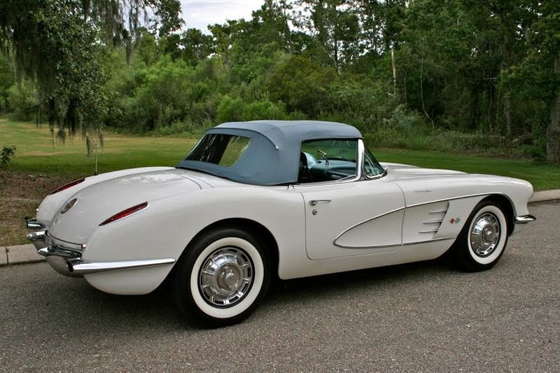 1959 Chevrolet Corvette For Sale - 16597259 - 7