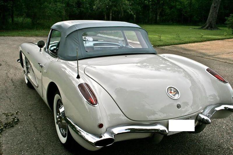 1959 Chevrolet Corvette For Sale - 16597259 - 8