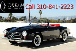 1959 Mercedes-Benz 190SL - 121042109501360