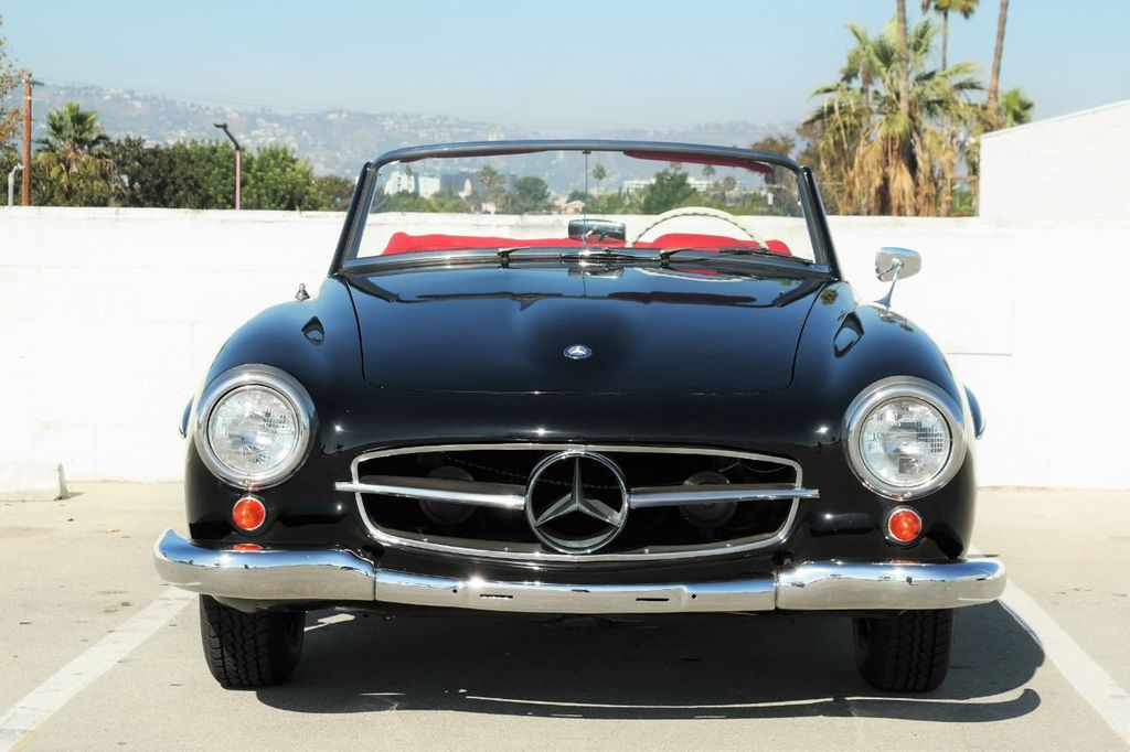 1959 used mercedes benz 190sl at dream motor cars serving for Dream motors los angeles