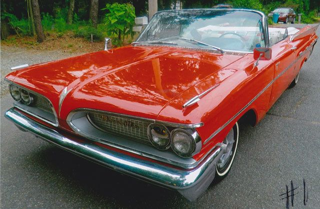 1959 Pontiac Bonneville For Sale - 16651960 - 1