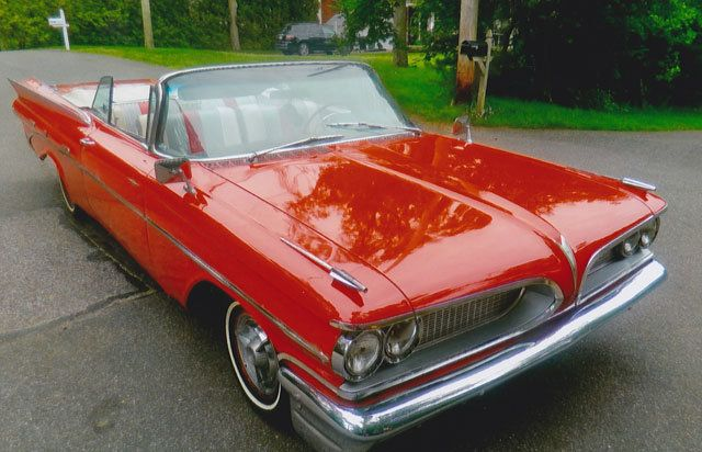1959 Pontiac Bonneville For Sale - 16651960 - 2
