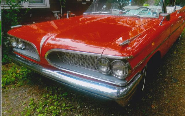 1959 Pontiac Bonneville For Sale - 16651960 - 5