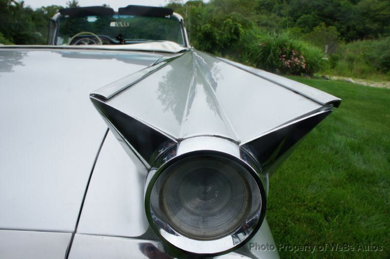 1959 Used Pontiac Bonneville For Sale At Webe Autos Serving Long