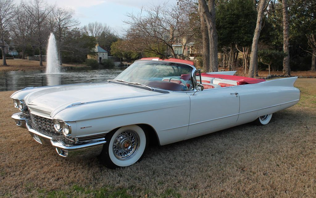 1960 Used Cadillac CONVERTIBLE at Find Great Cars Serving RAMSEY, NJ