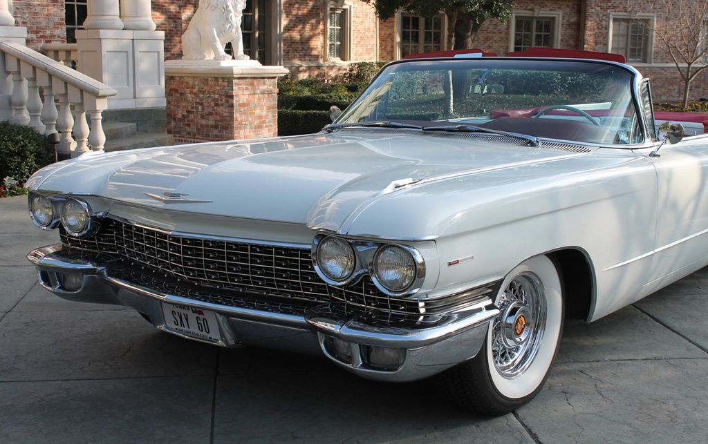 1960 Used Cadillac CONVERTIBLE at Find Great Cars Serving ...