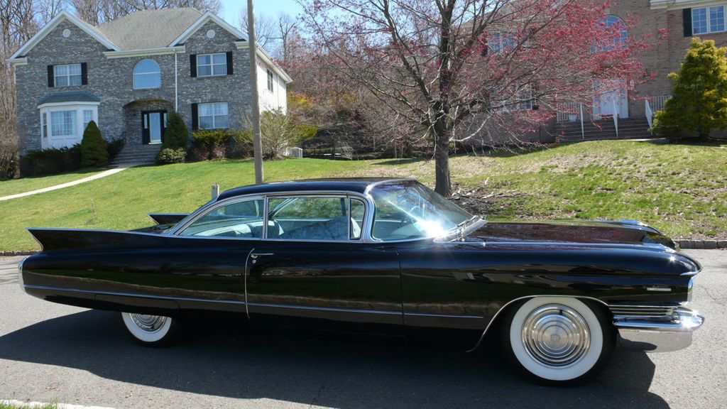 1960 Cadillac COUPE  - 17581390 - 1