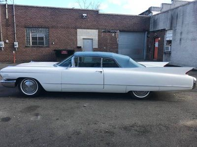 1960 Cadillac DeVille  - Click to see full-size photo viewer