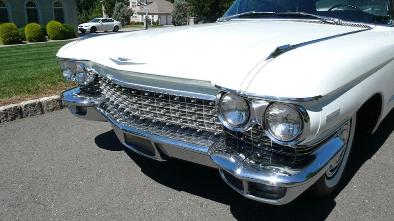 1960 Cadillac SERIES 62 ORIGINAL - 10960086 - 9
