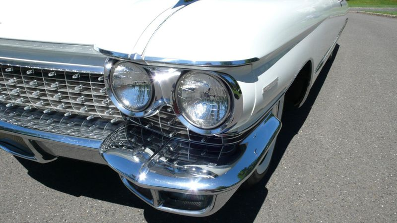 1960 Cadillac SERIES 62 ORIGINAL - 10960086 - 10