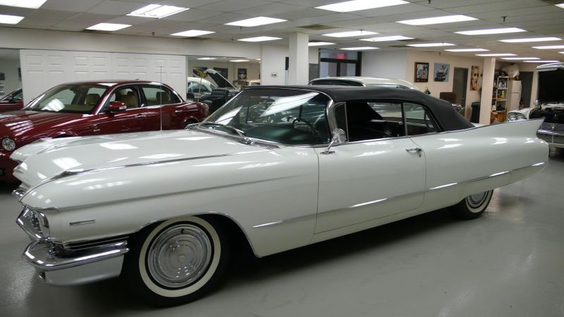 1960 Cadillac SERIES 62 ORIGINAL - 10960086 - 1