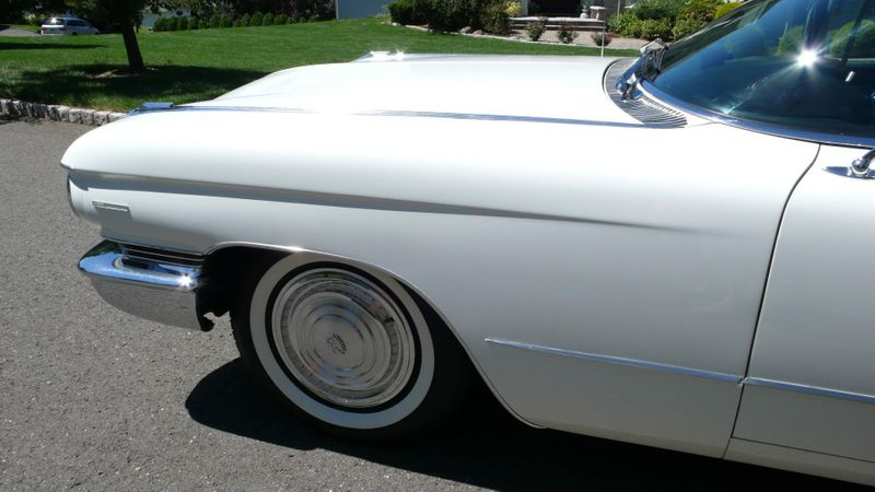 1960 Cadillac SERIES 62 ORIGINAL - 10960086 - 21