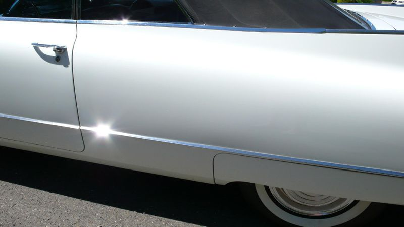 1960 Cadillac SERIES 62 ORIGINAL - 10960086 - 27