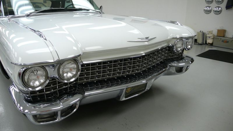 1960 Cadillac SERIES 62 ORIGINAL - 10960086 - 2