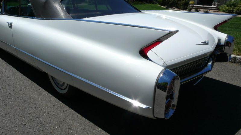 1960 Cadillac SERIES 62 ORIGINAL - 10960086 - 29
