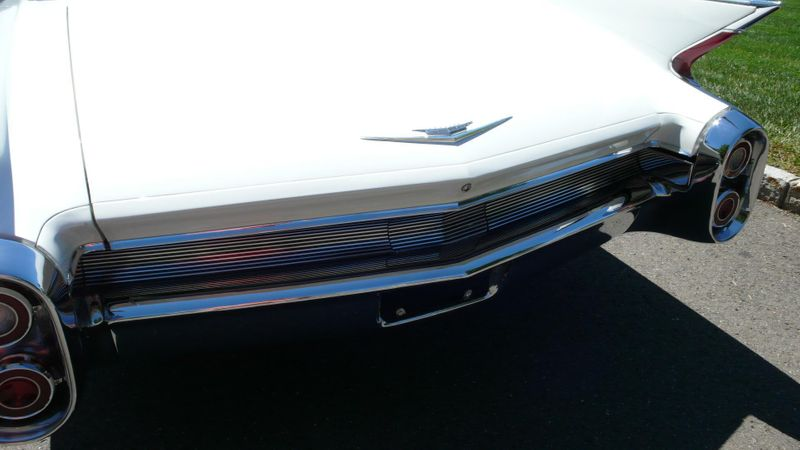 1960 Cadillac SERIES 62 ORIGINAL - 10960086 - 33