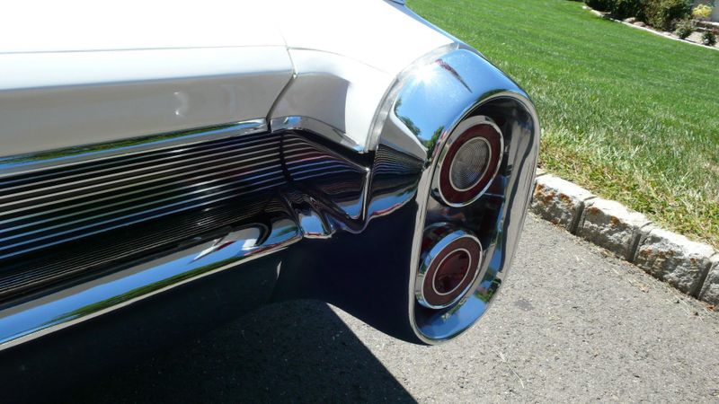 1960 Cadillac SERIES 62 ORIGINAL - 10960086 - 36