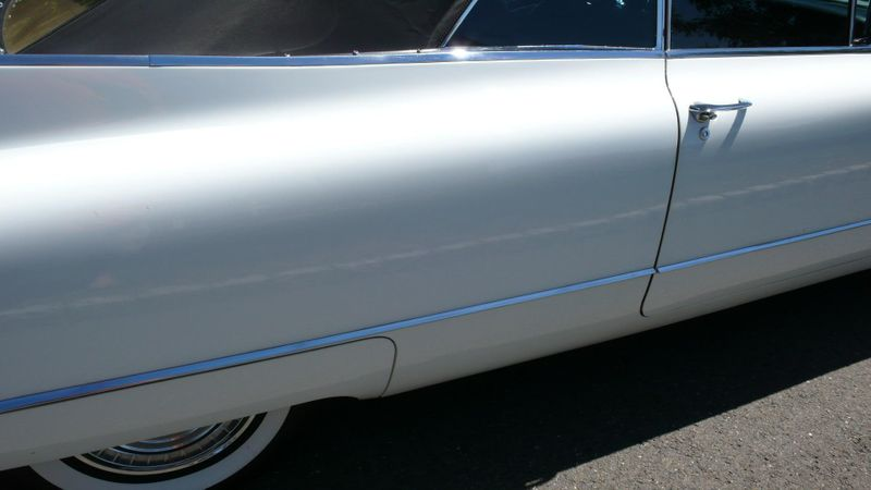 1960 Cadillac SERIES 62 ORIGINAL - 10960086 - 39