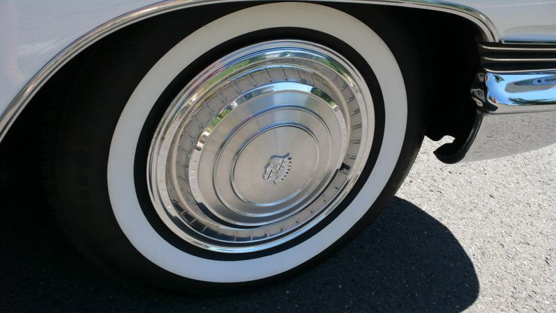 1960 Cadillac SERIES 62 ORIGINAL - 10960086 - 45