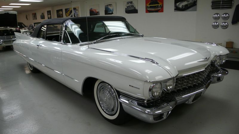 1960 Cadillac SERIES 62 ORIGINAL - 10960086 - 4