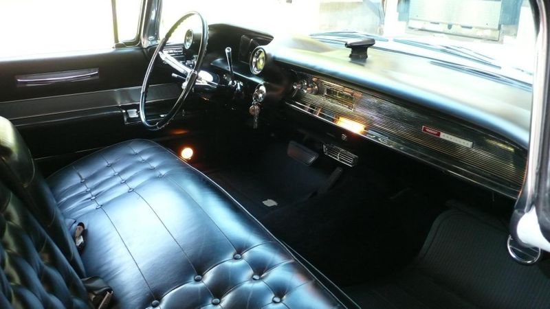 1960 Cadillac SERIES 62 ORIGINAL - 10960086 - 49