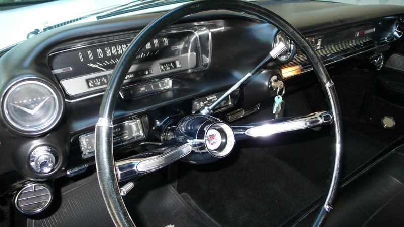 1960 Cadillac SERIES 62 ORIGINAL - 10960086 - 60