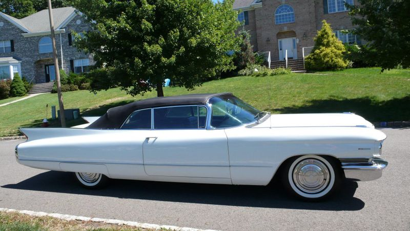 1960 Cadillac SERIES 62 ORIGINAL - 10960086 - 7