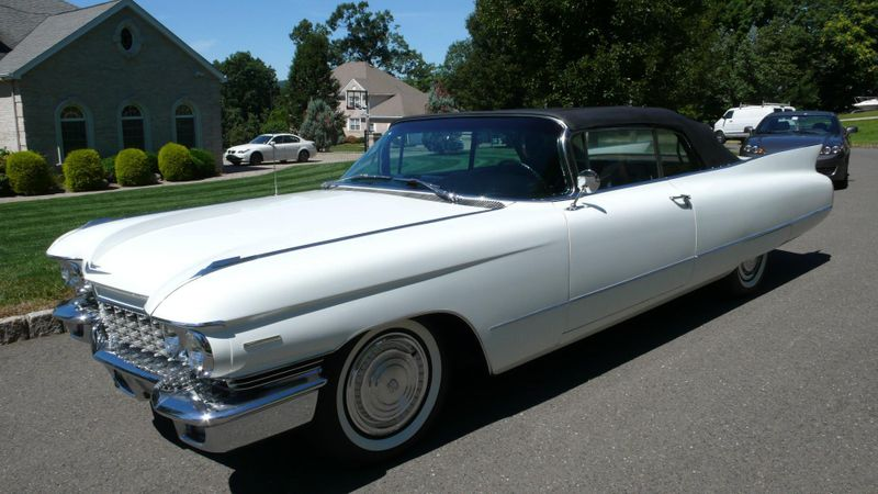1960 Cadillac SERIES 62 ORIGINAL - 10960086 - 8