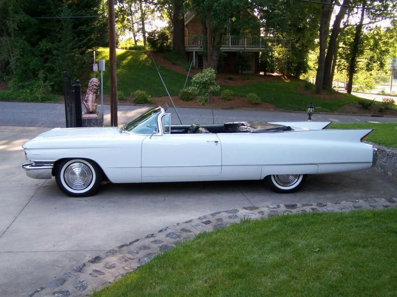 1960 Cadillac SERIES 62 ORIGINAL - 10960086 - 92