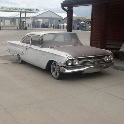 1960 Chevrolet Bel Air  Coupe